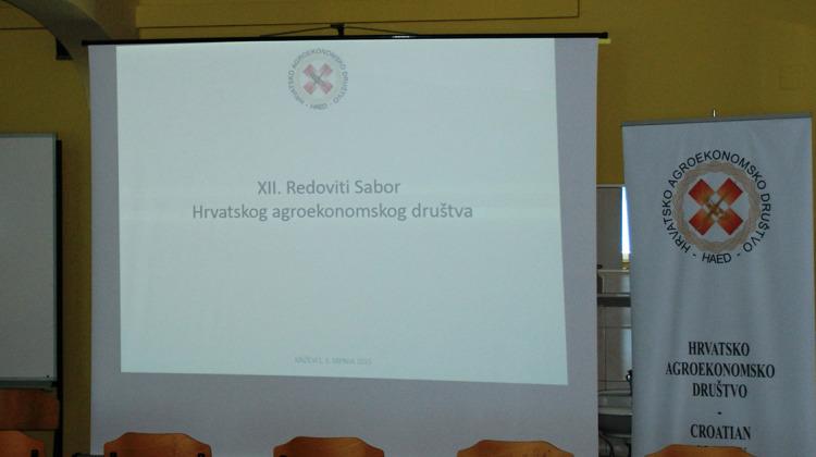 Dan Hrvatskog agroekonomskog društva i XII. Sabor Društva, 3.