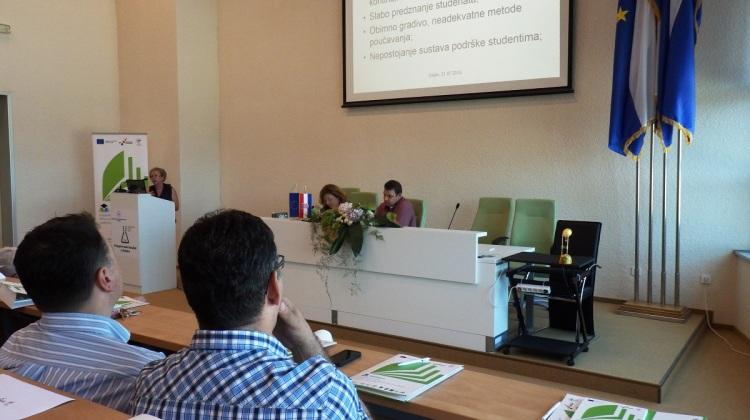 Unaprjeđenje kvalitete i primjena HKO-a u preddiplomskim sveučilišnim studijima poljoprivrede