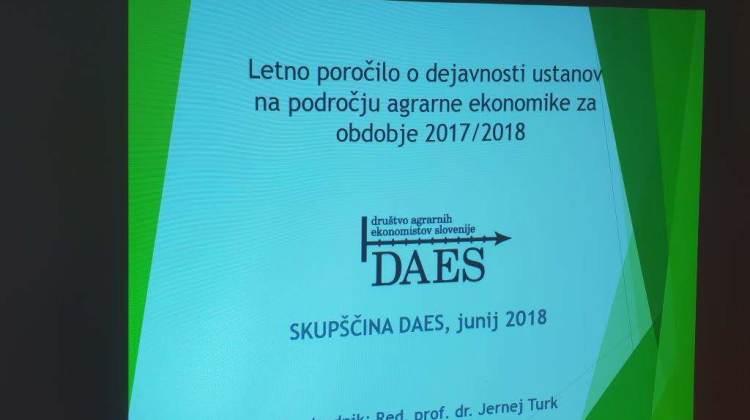 37. skupstina Drustva agrarnih ekonomista Slovenije (DAES) (16)